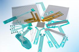 面圧分布測定システム製品